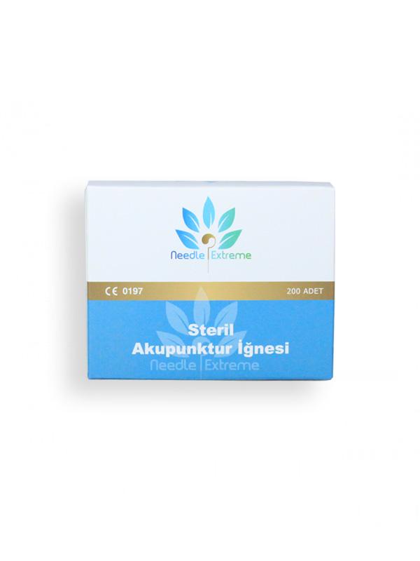 Akupunktur İğnesi 0.25x25mm